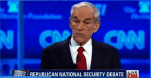Ron Paul: Marijuana Policy Should Be Set By The States