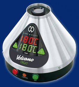 Volcano Vaporizers from HBG
