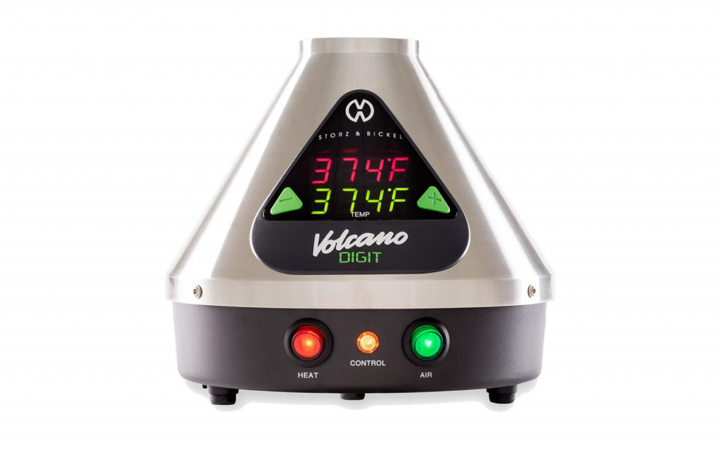 New Generation Volcano Vaporizer Review